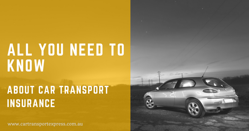 australian car transport